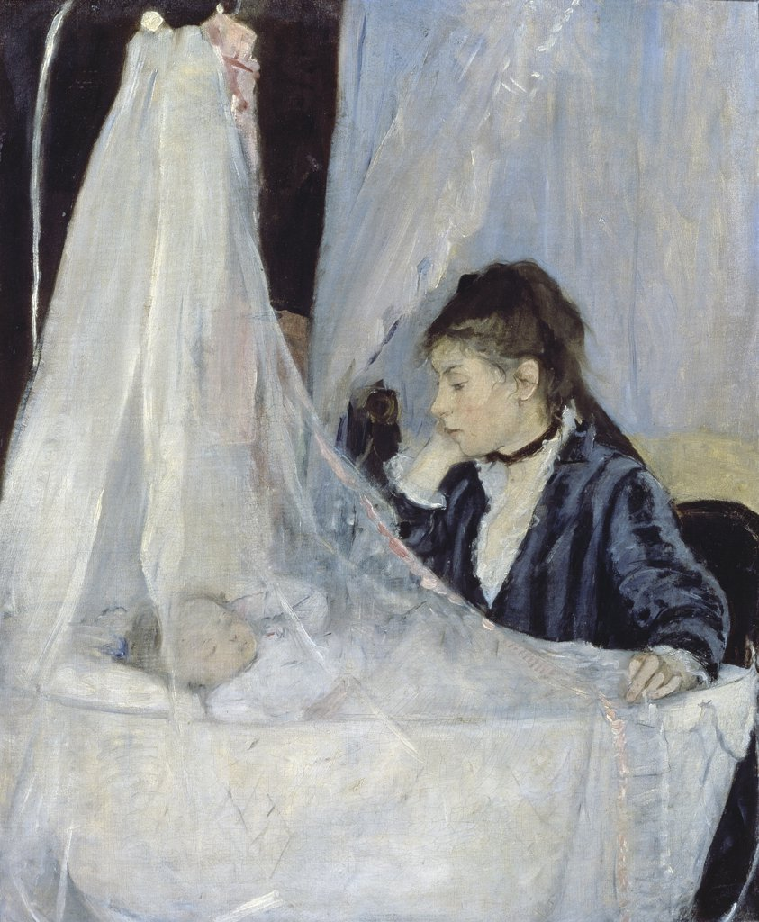 Stock Photo: 475-176 The Cradle