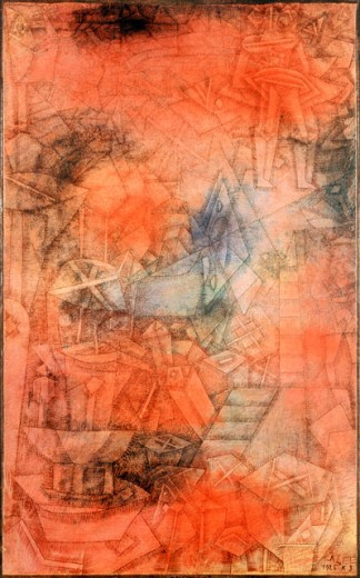 Buhnenprobe