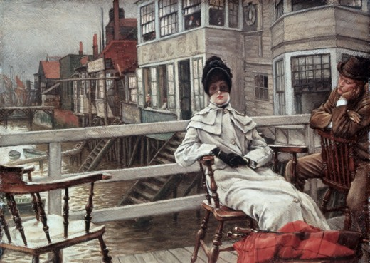 Waiting for the Ferry