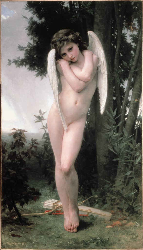 Stock Photo: 475-2087 Cupidon