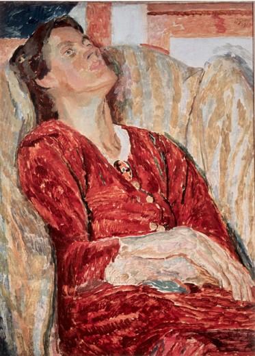 Vanessa Bell Duncan Grant  (1885-1978/British) Anthony D'Offay Gallery, London  : Stock Photo