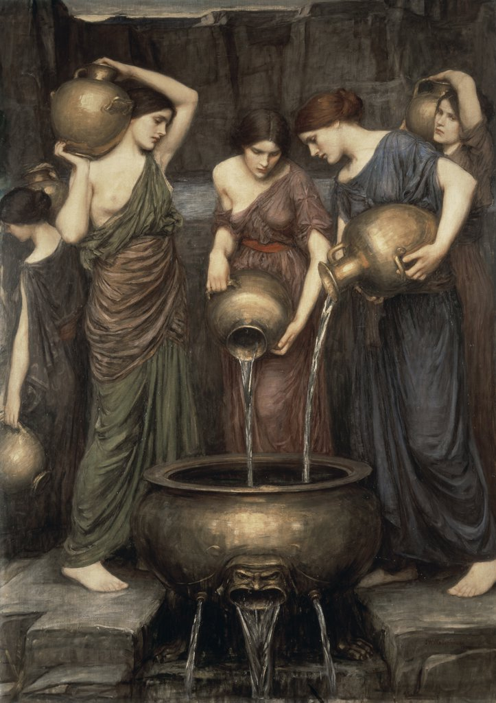 Stock Photo: 475-2225 Danaides 