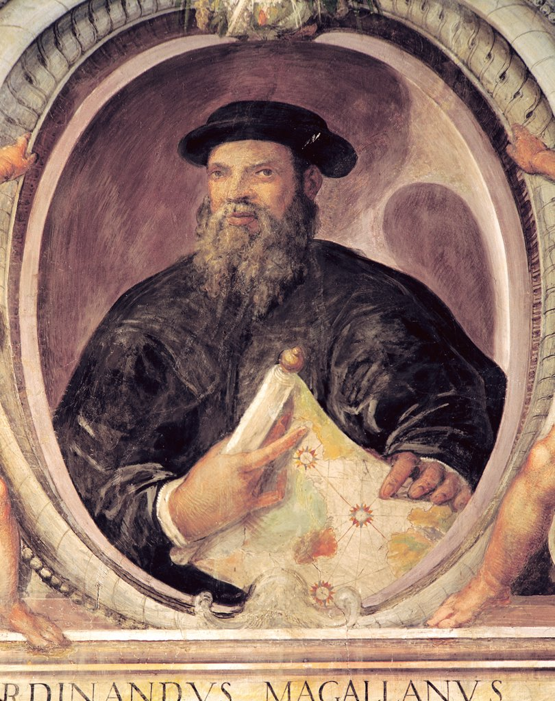 Stock Photo: 475-2310 Ferdinand Magellan (c.1480-1521)