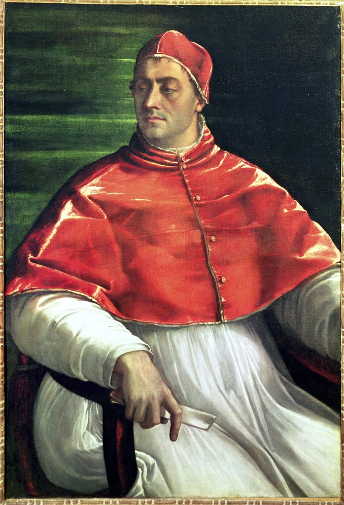 Stock Photo: 475-2436 Pope Clement VII (1478-1534)