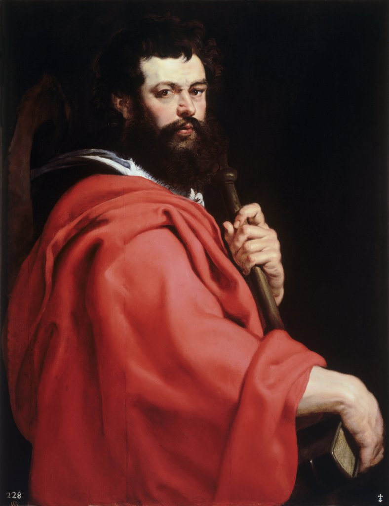 Stock Photo: 475-444 St. James the Apostle