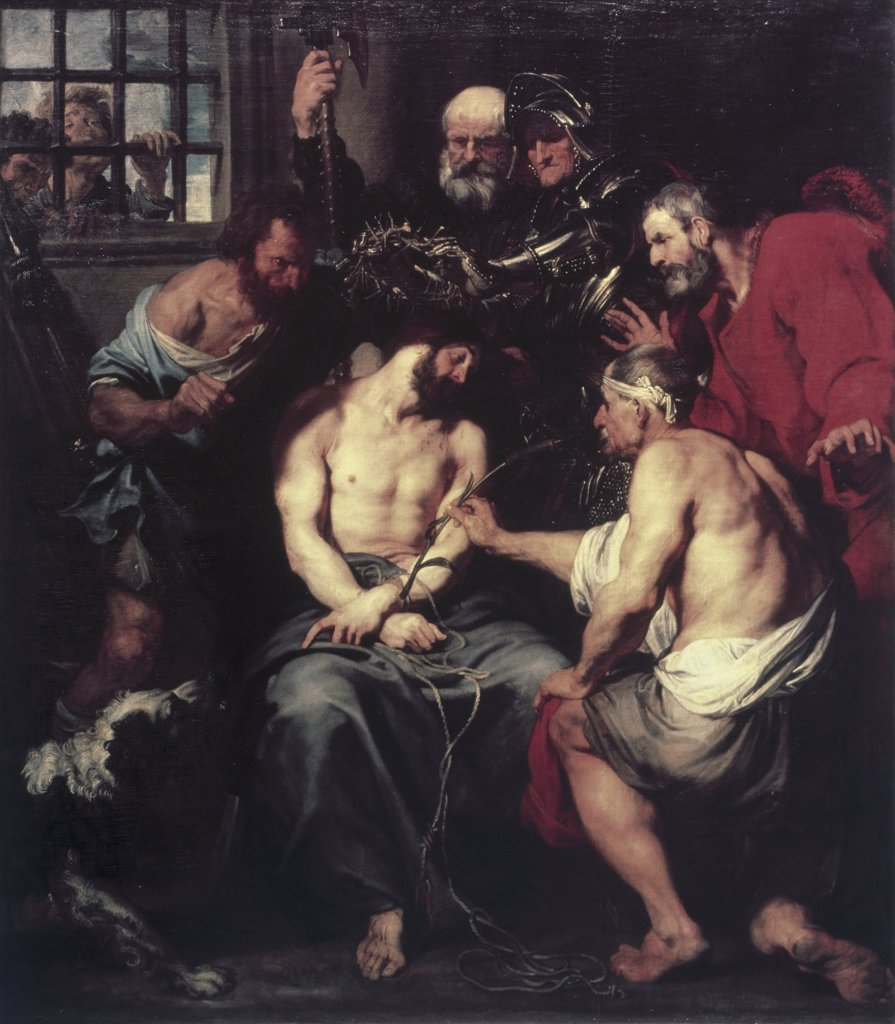 The Crowning with Thorns