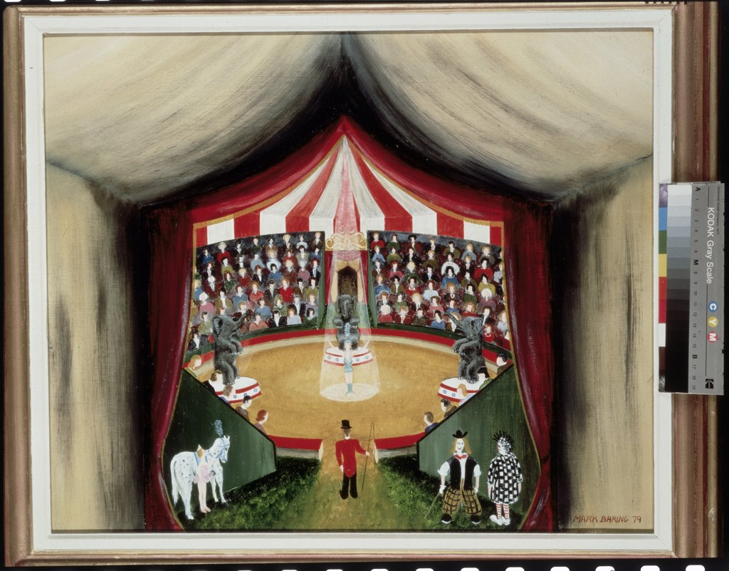 Stock Photo: 475-781 The Circus