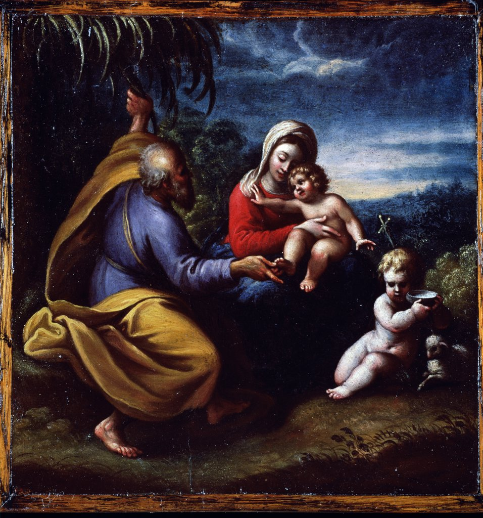 Stock Photo: 475-822 The Holy Family