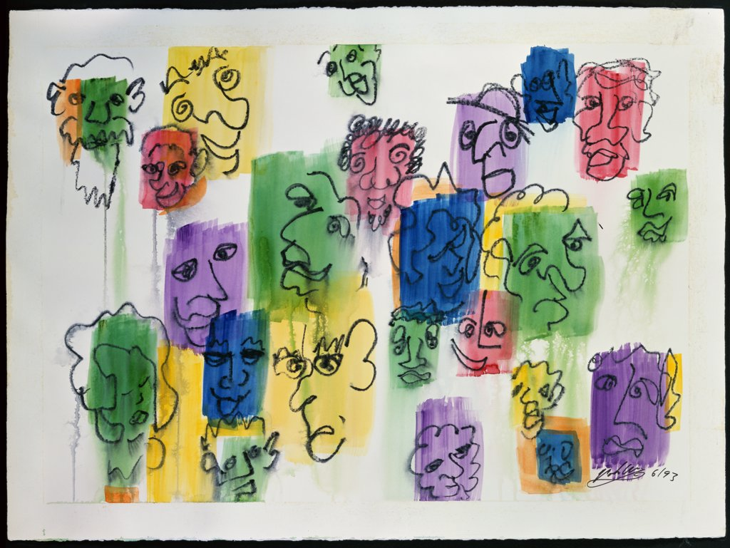 Stock Photo: 478-118 Just Folks