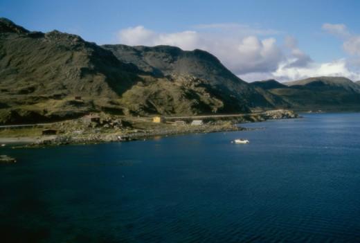 Stock Photo: 482-232 North Cape Cruise Norway