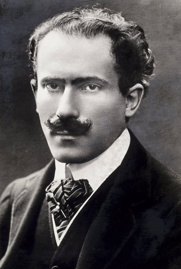 Stock Photo: 486-369 Arturo Toscanini