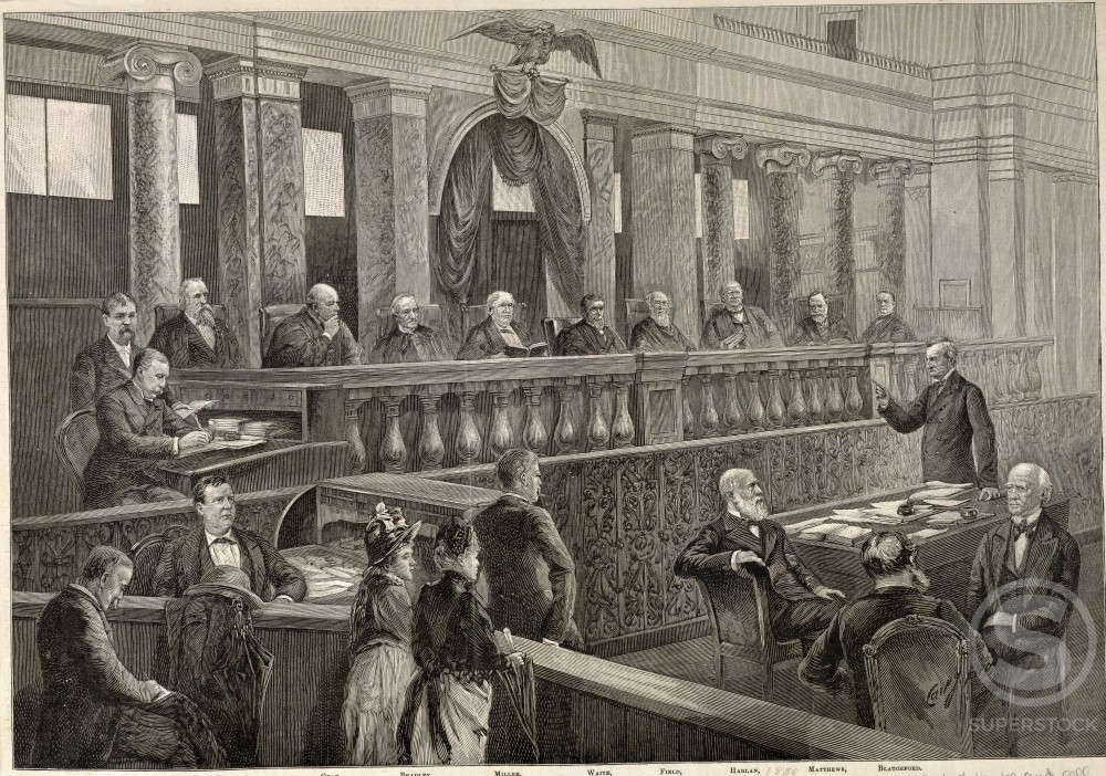 Stock Photo: 486-507 United States Supreme Court