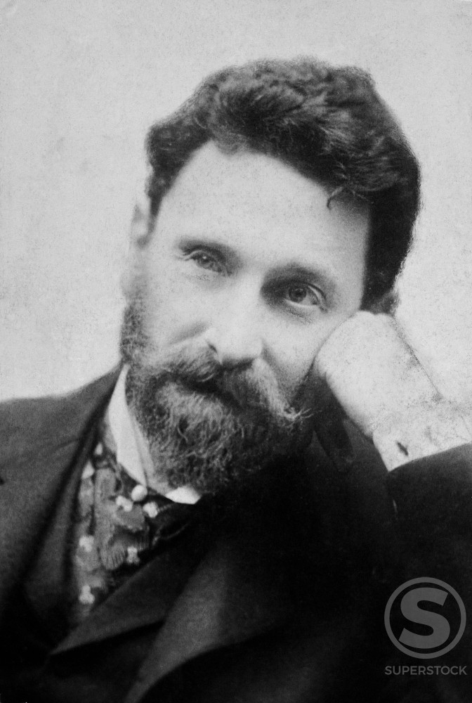 Stock Photo: 486-542 Joseph Pulitzer 