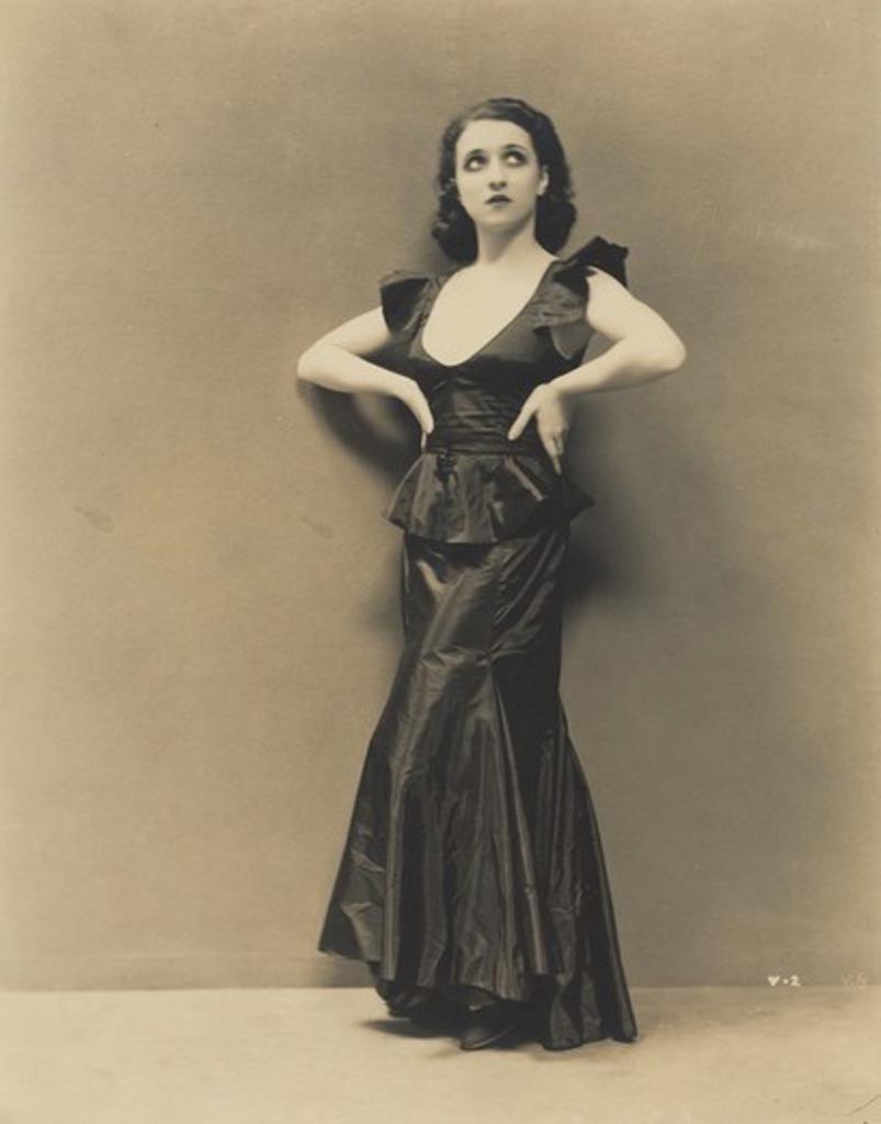 """Zelda Santley in """"""""Little Miss Nobody"""""""", 1933 : Stock Photo"""