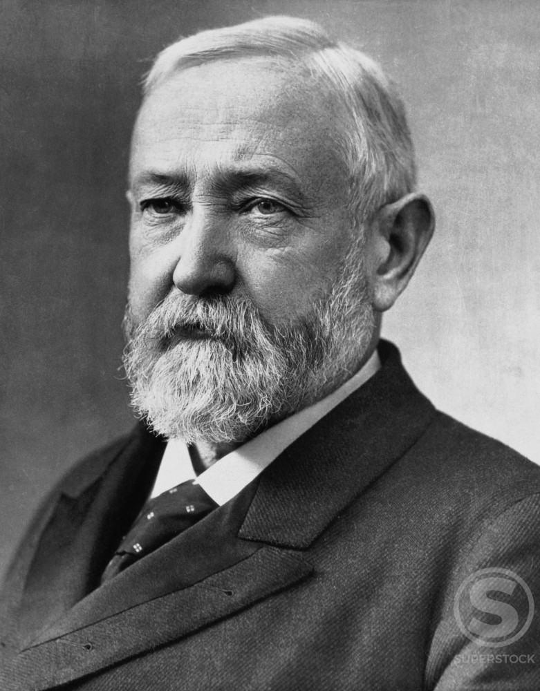 Benjamin Harrison