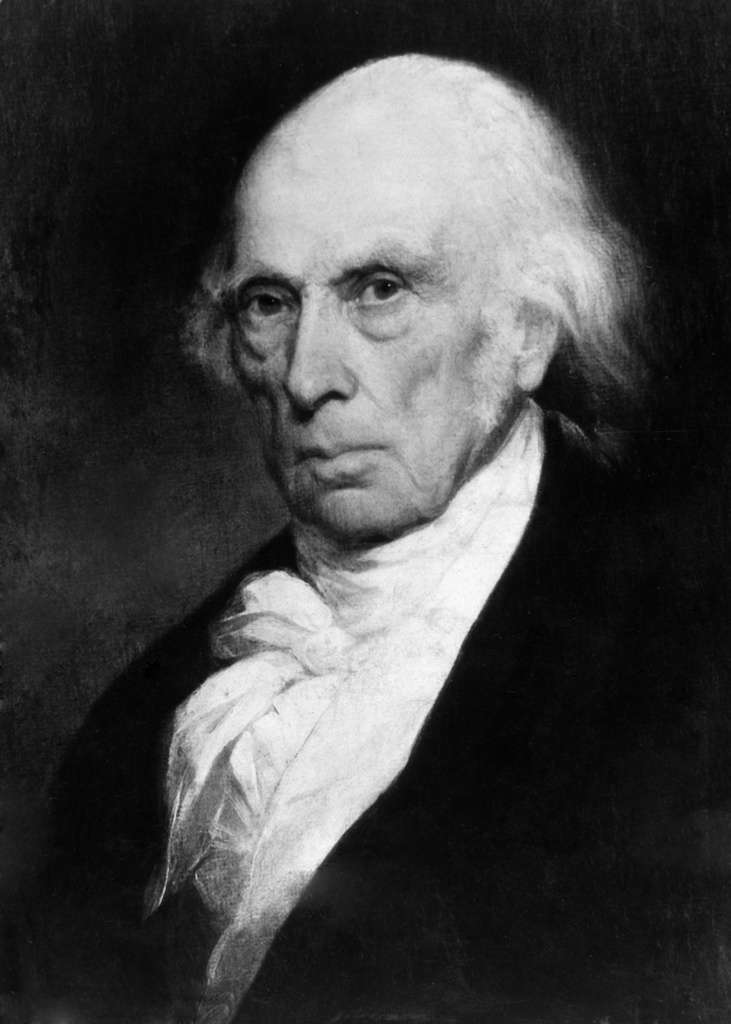 Stock Photo: 486-656 James Madison (1751-1836)