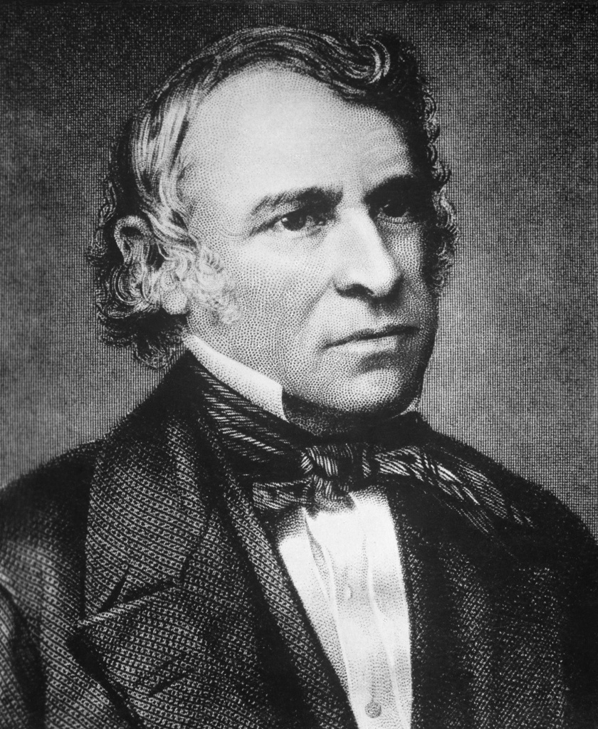 Stock Photo: 486-676 Zachary Taylor