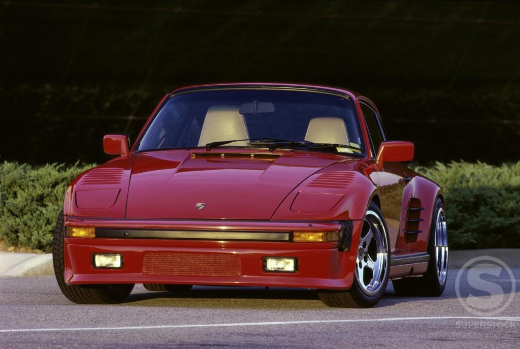 Stock Photo: 49-938 Porsche 930 S