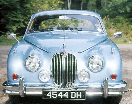 Jaguar MK2 2.4 Litre