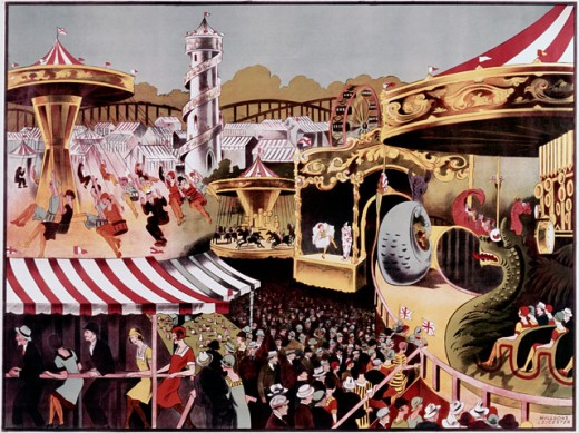 Stock Photo: 500-132760 Carnival