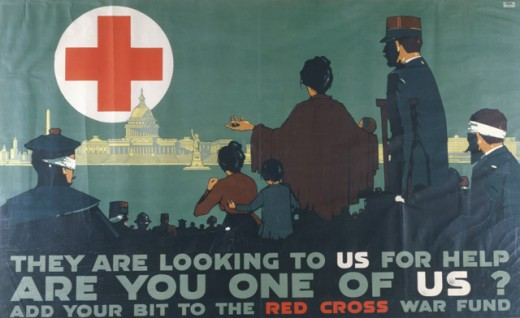 They Are Looking to Us For Help, Are You One of Us?, World War I poster, Nostalgia UK, 500 : Stock Photo