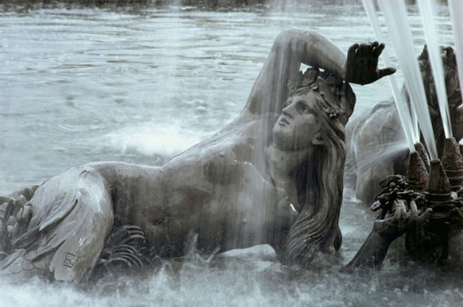 Stock Photo: 52-1575 Title Unknown (Mermaid) 