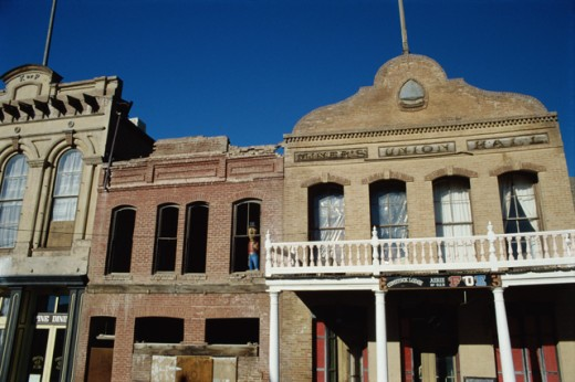 Miner's Union Hall