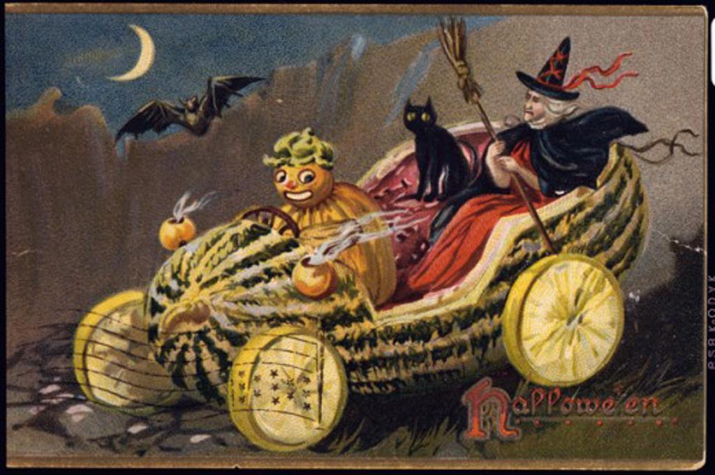 Halloween Artist Unknown  : Stock Photo