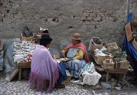 Stock Photo: 56-3975 Witchcraft Market
