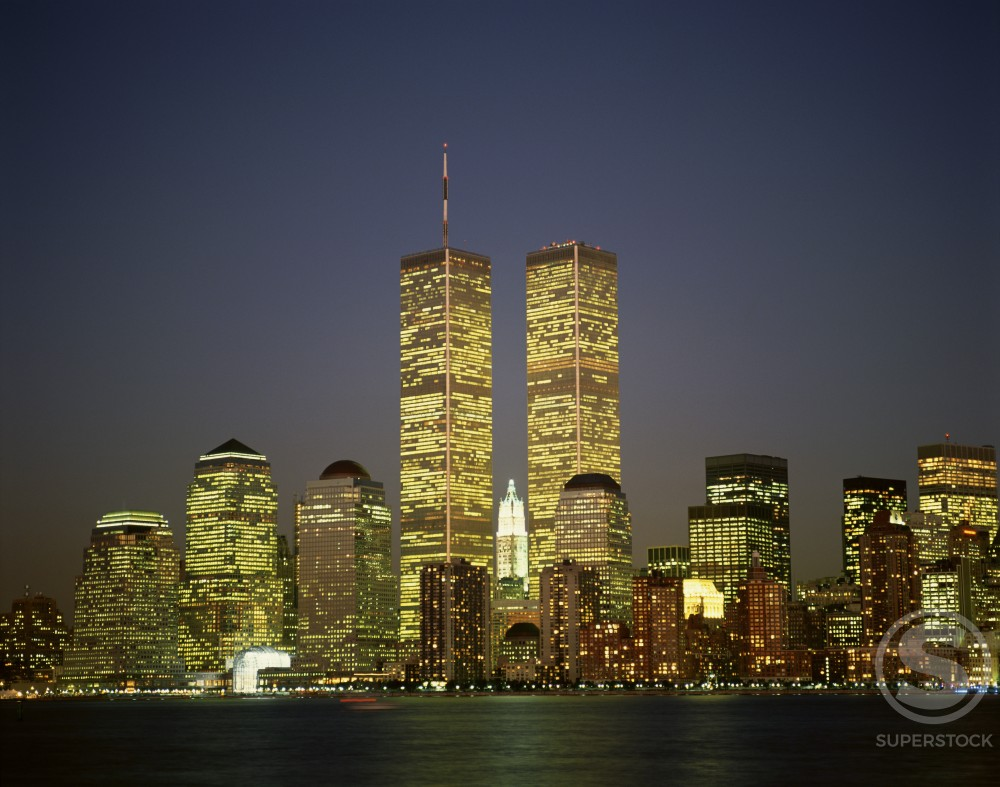 Stock Photo: 608-117 New York City 