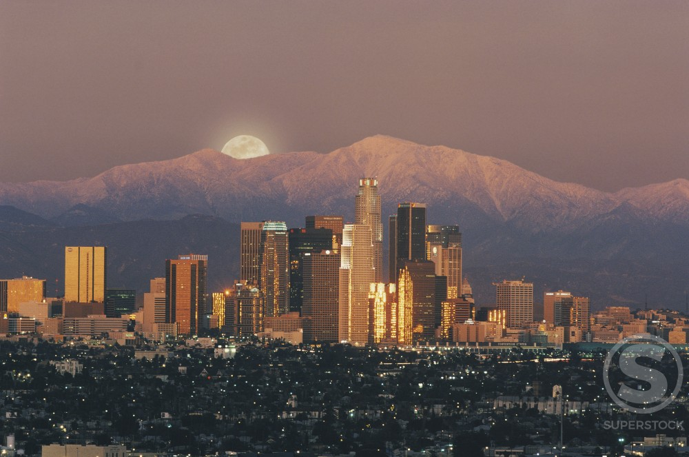 Stock Photo: 618-141 Los Angeles