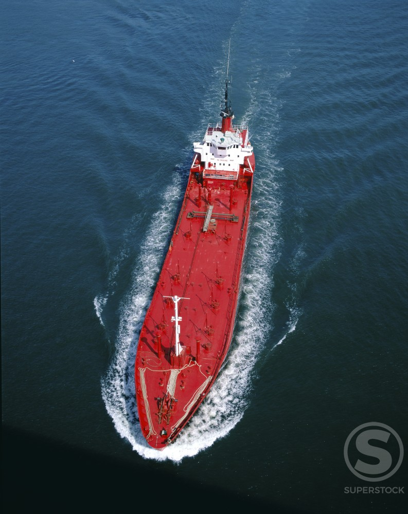 Stock Photo: 633-126 Tanker 