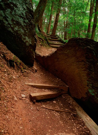 Delaware Water Gap National Recreation Area, New Jersey, USA : Stock Photo