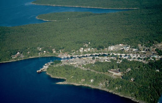 Stock Photo: 655-1631 Tobermory