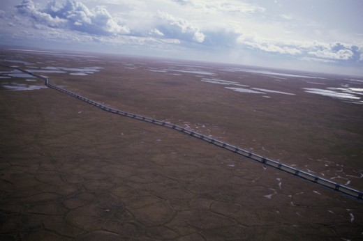 Trans Alaska Pipeline
