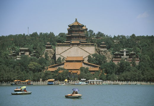 Stock Photo: 805-7465 Summer Palace
