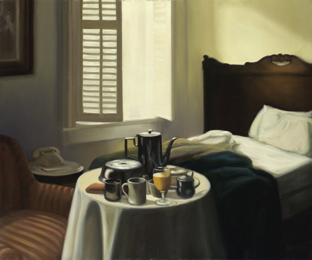 Morning Indulgence