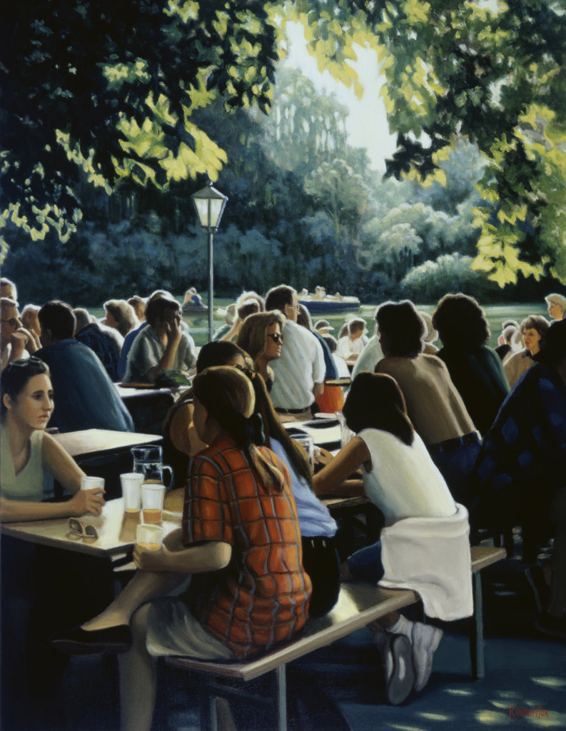 Stock Photo: 812-6090 Summertime