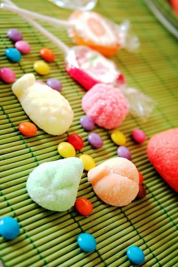 Stock Photo: 824-110477 CANDY