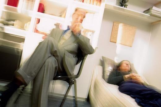PSYCHOANALYST : Stock Photo