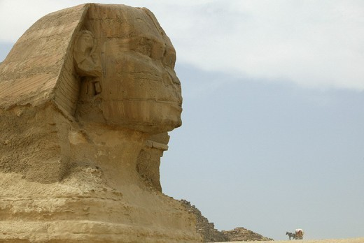 EGYPT. EGYPT Sphinx. Egypt. : Stock Photo