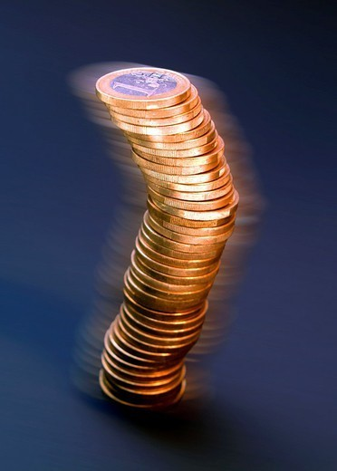 Stock Photo: 824-29656 MONEY, COIN. MONEY, COIN Worldwide distribution except for United Kingdom and Germany.