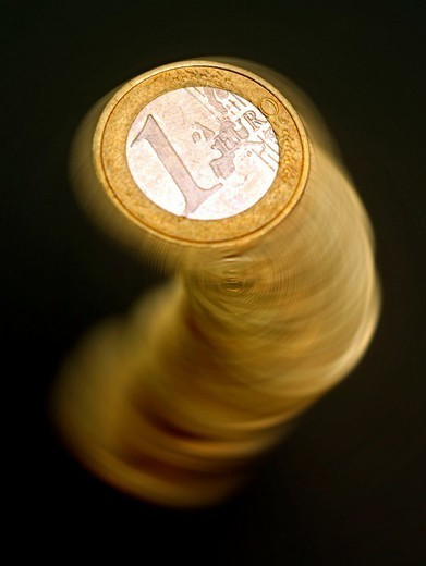 MONEY, COIN. MONEY, COIN Worldwide distribution except for United Kingdom and Germany. : Stock Photo