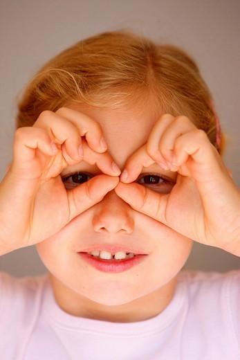 CHILD INDOORS : Stock Photo