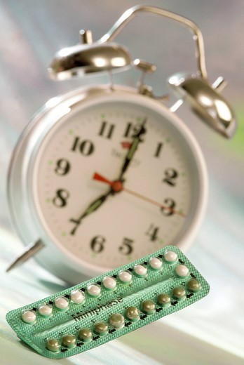 PHARMACOLOGY OF DOSE SCHEDULES : Stock Photo