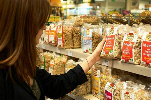 ORGANIC FOOD : Stock Photo