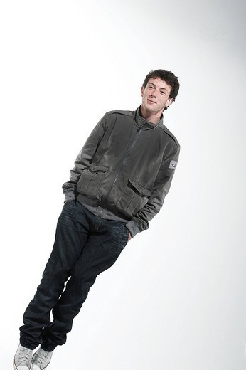 Stock Photo: 824-89080 PORTRAIT OF ADOLESCENT BOY. PORTRAIT OF ADOLESCENT BOY Model.