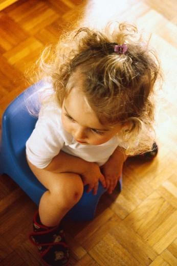 HYGIENE, CHILD. HYGIENE, CHILD Model. : Stock Photo