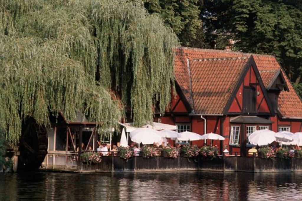 Stock Photo: 837-1533 Tivoli  Copenhagen Denmark