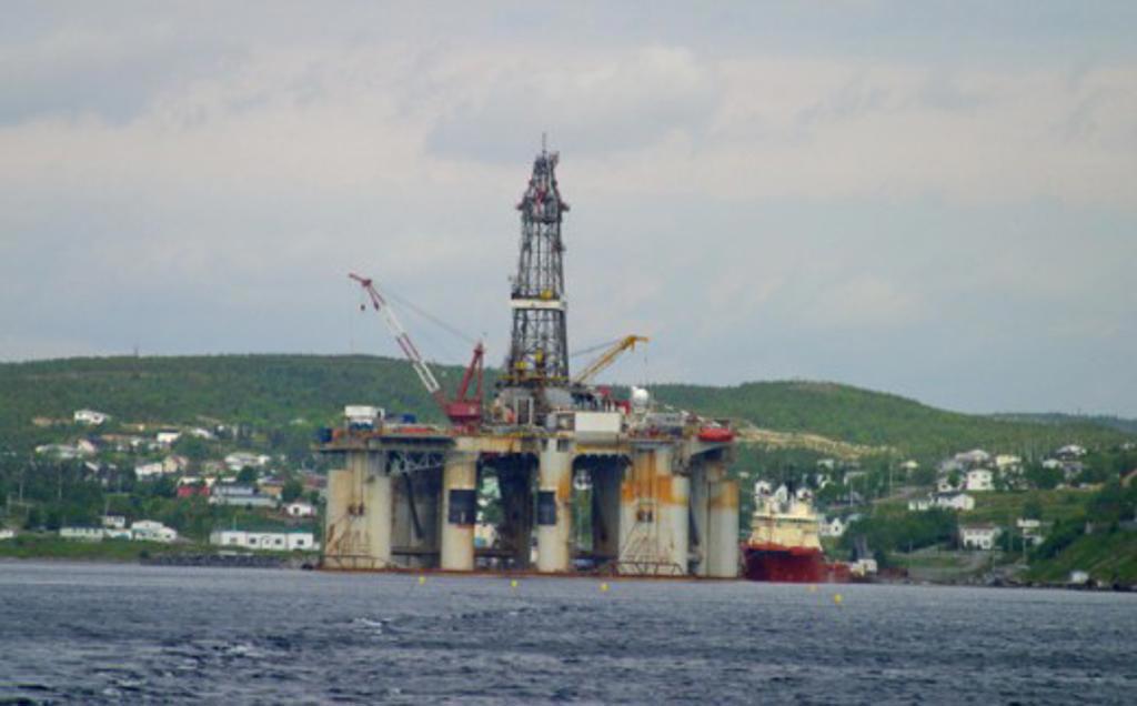 Stock Photo: 837-2073 Witless Bay Beach Newfoundland Canada